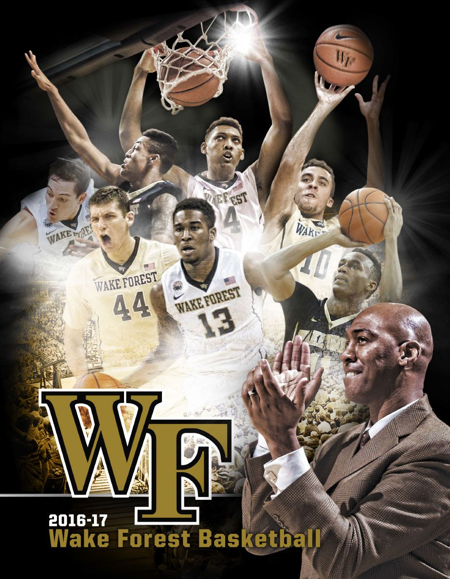 2016-17 Men's Basketball Recruiting Guide<br><span>Wake Forest University</span>