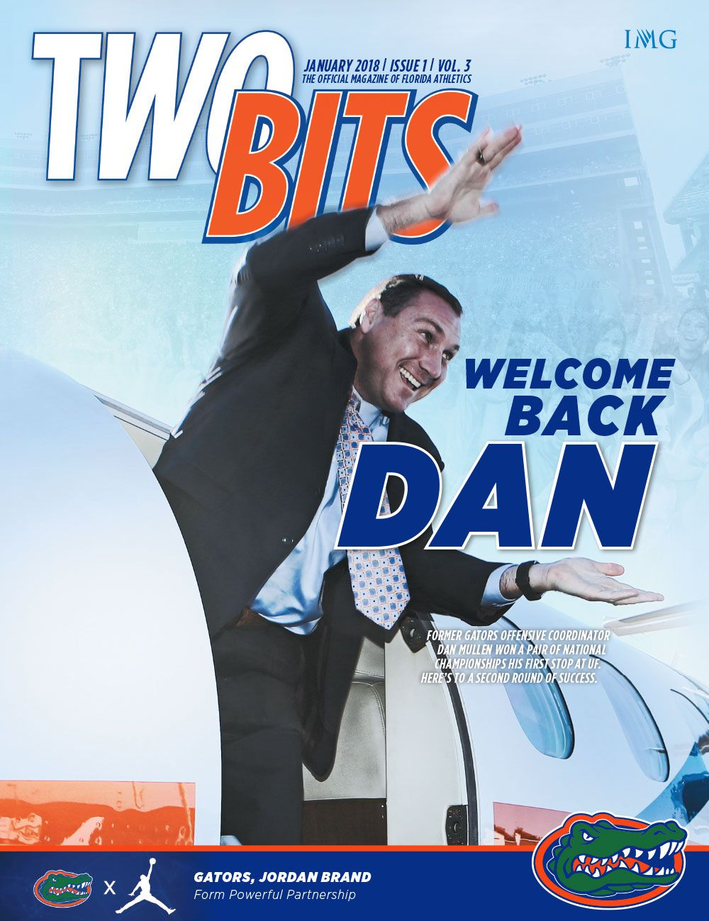 2018 Two Bits January Issue<br><span>University of Florida</span>
